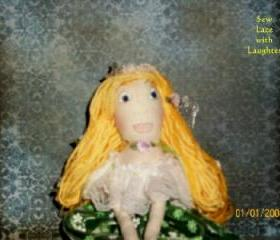 Cloth Fairy Angel Doll